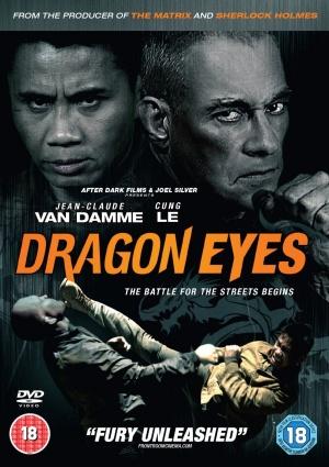 Dragon eyes movie trailer